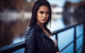 Обои модель, marlen valderrama alvarez, девушка, взгляд