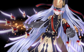 Картинка game, anime, asian, warrior, japanese, oriental, asiatic, bishojo, light novel, Re.Creators, Re. Creators