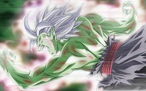 Картинка game, alien, anime, martial artist, manga, Dragon Ball, strong, Dragon Ball Super, japonese, 018