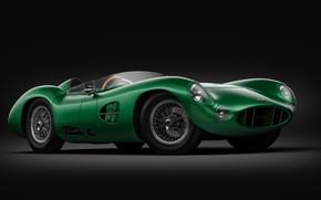 Обои Aston Martin, Спортивный автомобиль, Andreas Ezelius, DBR1