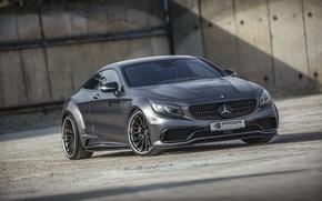 Обои S-Class, PD990SC, C217, Prior-Design, Coupe, Mercedes-Benz