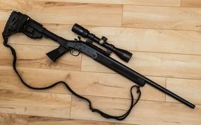 Обои оптика, винтовка, оружие