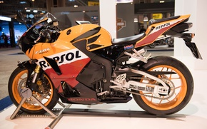 Картинка стиль, мотоцикл, байк, Honda