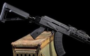 Картинка Tactical, Assault Rifle, AK