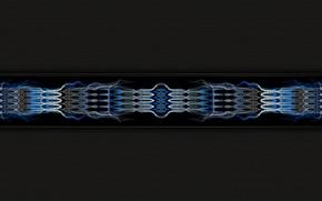 Картинка плазма, симметрия, circuits