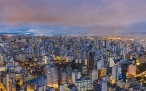 Картинка дома, панорама, Бразилия, Сан-Паулу