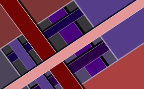 Картинка линии, абстракция, полосы, цвет, фигуры, line, figure, color, abstraction, strip