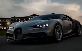Картинка Bugatti, Turn 10 Studios, Forza 7