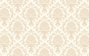 Обои обои, vector, текстура, орнамент, background, pattern, seamless, damask