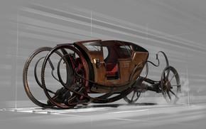 Картинка car, vintage, dishonored