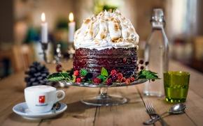 Картинка фон, еда, торт