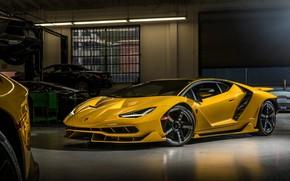 Картинка Lamborghini, суперкар, Coupe, Centenario