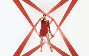 Картинка поза, Nicole Scherzinger, певица, знаменитость