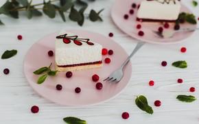 Картинка ягоды, выпечка, тортик