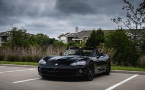 Картинка Dodge, Viper, SRT10, Convertible