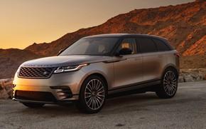 Обои Land Rover, Range Rover, 2018, Dynamic, Velar