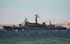 Картинка корабль, черное море, учебный, перекоп