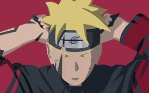 Картинка Naruto, ninja, shinobi, hitaiate, scar, god slayer, Jōgan, Jogan, Boruto: The Next Generations, Boruto The …