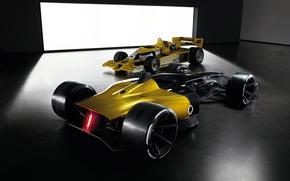 Картинка car, Renault, sport, race, speed, Renault RS 2027 Vision