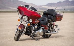Картинка стиль, байк, Harley-Davidson