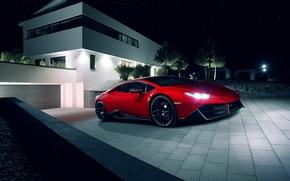 Обои Lamborghini, ламборгини, Novitec Torado, Huracan, хуракан