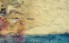 Картинка wall, paint, lack of maintenance, Worn