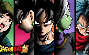 Картинка DBS, game, anime, manga, Dragon Ball, Dragon Ball Super, japonese