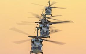 Картинка оружие, армия, вертолёты