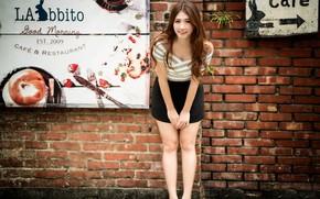 Картинка ножки, восточная девушка, chingcho Chang