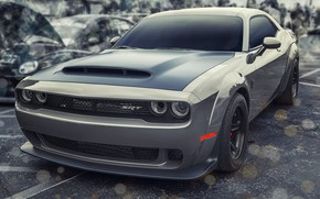 Обои Dodge, Challenger, SRT Demon