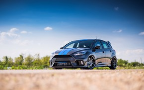 Картинка Ford, Focus, Blue, 2017, airtec