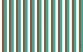 Обои коричневый, линии, полосы, белый, голубой, фон, текстура