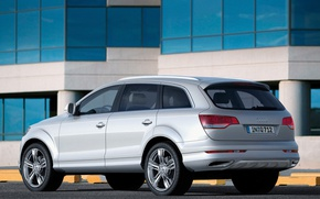 Картинка Audi, внедорожник
