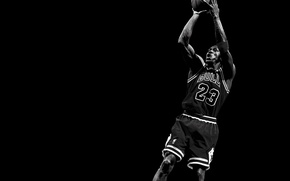 Картинка basketball, michael jordan, legend, chicago, bulls