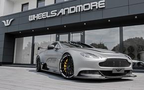 Картинка Aston Martin, Vantage, Wheelsandmore, 2016, GT12 VIP