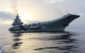 Обои крейсер, Адмирал Кузнецов, авианесущий, Тяжёлый