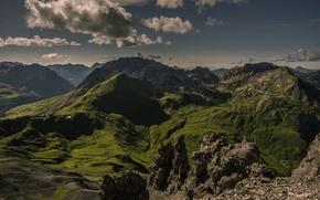 Картинка горы, Австрия, Austria, Тироль, Tirol, Ausserfern
