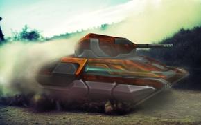 Картинка танки, оружие будущего, игра 2016, http://tankionline.com#friend=o0ok68ovxCOsOiaFi9SY