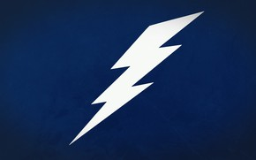 Картинка молния, разряд, нхл, nhl, Тампа, хоккейная команда, хоккейный клуб, Tampa Bay Lightning, Тампа-Бэй Лайтнинг