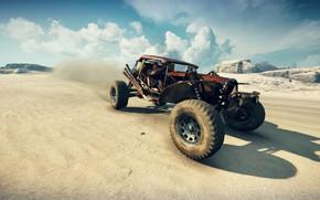 Картинка car, rock, game, desert, sand, Mad Max, suna, sabaku