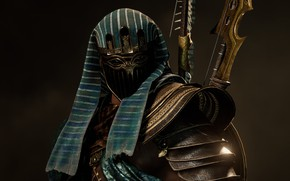 Картинка Воин, Египет, Assassin's Creed Origins