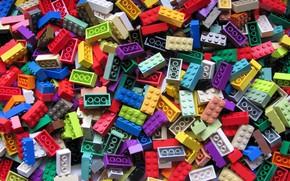 Картинка Lego, brick, special colors