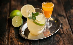 Картинка апельсины, Напиток, Цитрусы