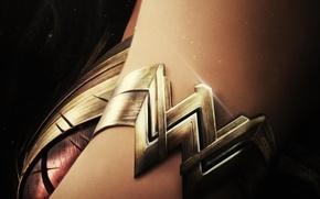 Обои cinema, film, armor, Diana, Themyscira, brunette, eagle, movie, Wonder Woman, strong, DC Comics, WWII, Gal ...