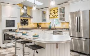 Картинка дизайн, стиль, мебель, кухня