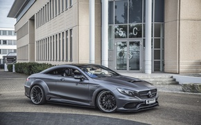 Обои S-Class, PD990SC, C217, Prior-Design, Coupe, Mercedes-Benz