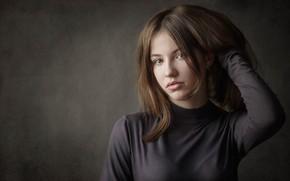 Картинка губки, кареглазая, Илья Филимошин