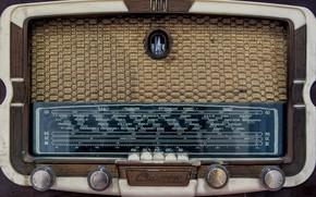 Обои радио, приёмник, фон