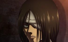 Картинка game, anime, man, manga, Shingeki no Kyojin, Attack On Titan, by narutorenegado01, Eren, japonese