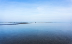Картинка sea, blue, malaysia, relaxing, waterfront, kuantan